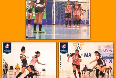 Início da categoria Adulto Feminino do Campeonato Maranhense