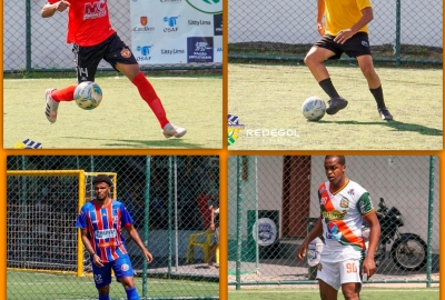 Bola nova entra em jogo na Federação de Futebol 7 de Sergipe!